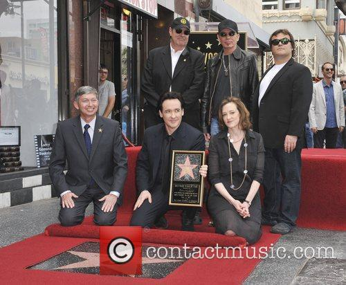 Billy Bob Thornton, Jack Black, Joan Cusack and Star On The Hollywood Walk Of Fame 3