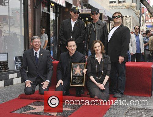 Billy Bob Thornton, Jack Black, Joan Cusack and Star On The Hollywood Walk Of Fame 4
