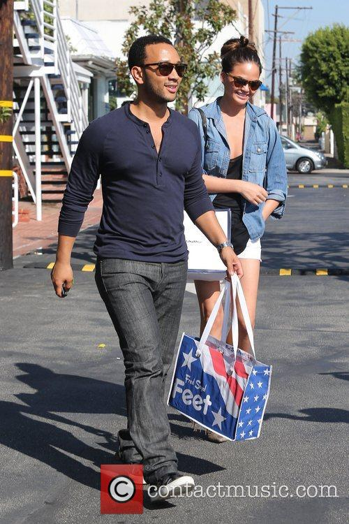 Seen shopping at Fred Segal in West Hollywood