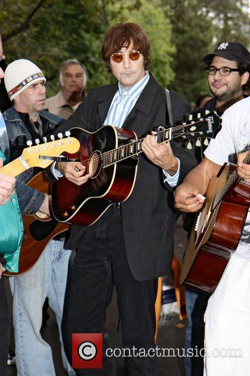 John Lennon and Tim Biancalana 3