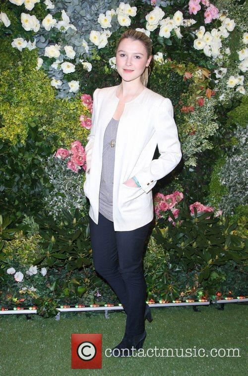 Amber Atherton John Lewis Beauty Hall Launch party...