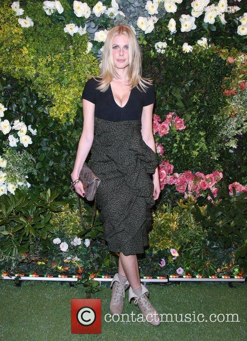 Donna Air John Lewis Beauty Hall Launch party...