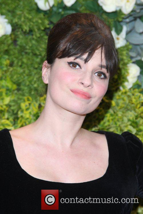 Gizzi Erskine John Lewis Beauty Hall launch party...