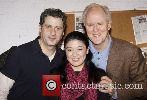 Gary Wilmes and John Lithgow 1