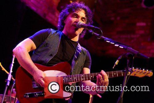 Legendary US singer songwriter John Oates of Hall...