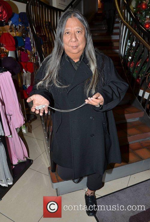 Fashion Designer John Rocha 4