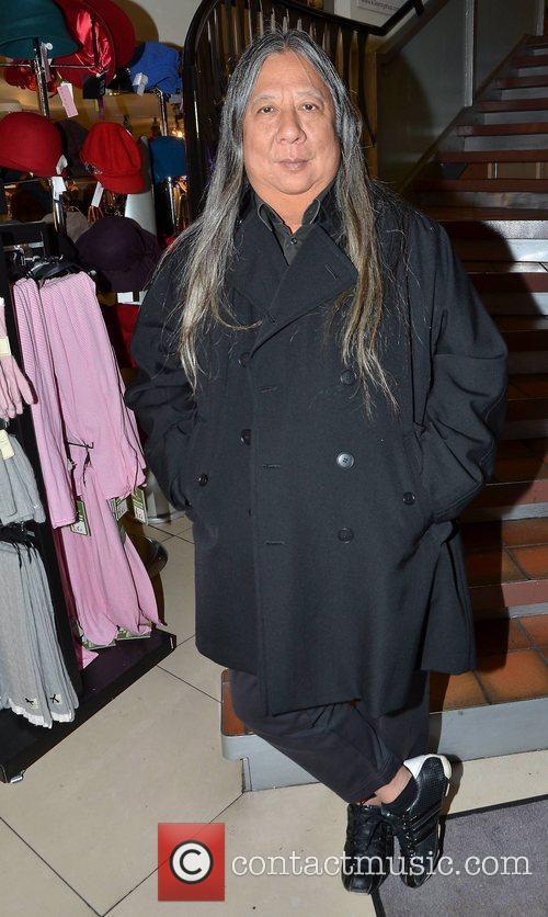 Fashion Designer John Rocha 2
