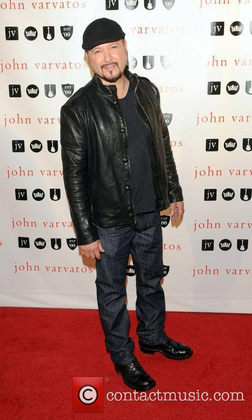 Carlos Gallardo John Varvatos West Hollywood Store 10...