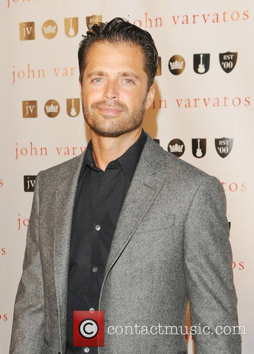 David Charvet John Varvatos West Hollywood Store 10...