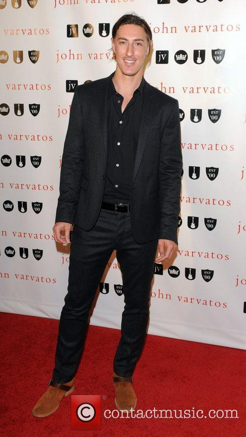 Eric Balfour John Varvatos West Hollywood Store 10...