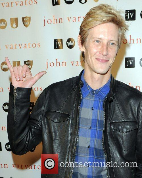 Gabriel Mann John Varvatos West Hollywood Store 10...