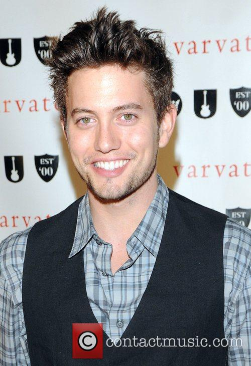 Jackson Rathbone John Varvatos West Hollywood Store 10...