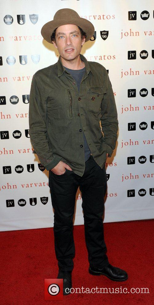 Jakob Dylan John Varvatos West Hollywood Store 10...