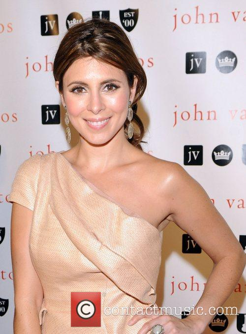 Jamie Lynn Sigler John Varvatos West Hollywood Store...