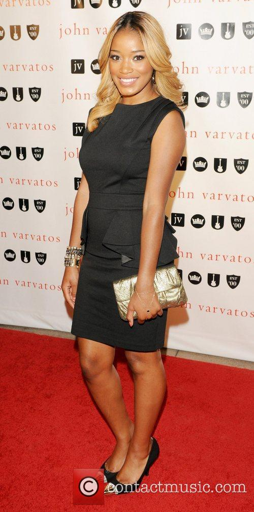 Keke Palmer John Varvatos West Hollywood Store 10...