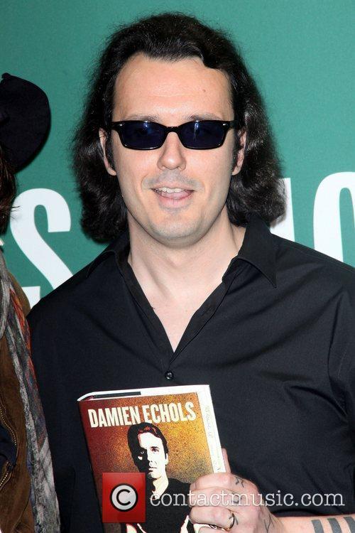 Damien Echols attends Damien Echols In Conversation With...
