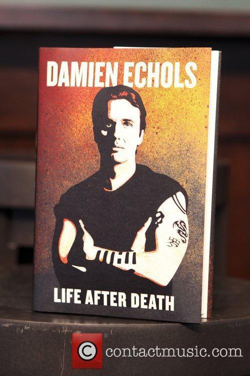 Damien Echols In Conversation With Johnny Depp at...