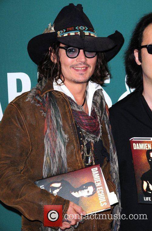 Johnny Depp Damien Echols in Conversation with Johnny...