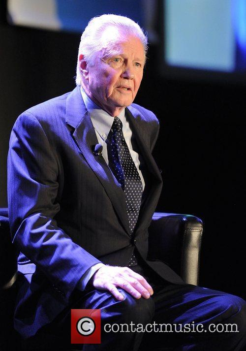 Jon Voight appears as a guest at the...