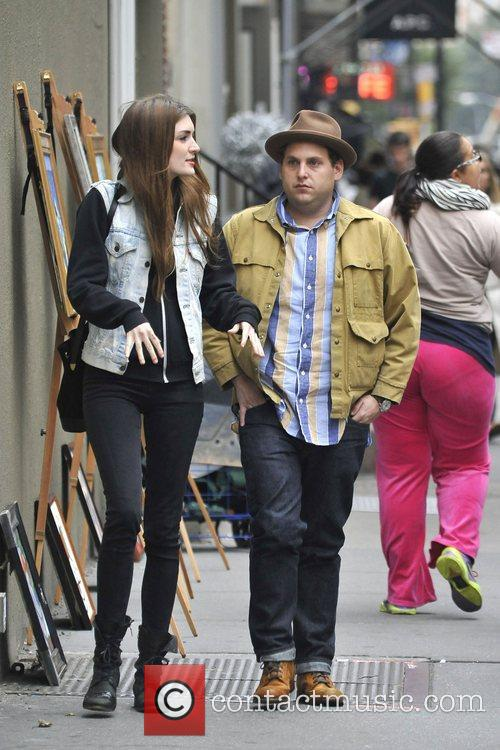 Jonah Hill, Soho and Manhattan 11