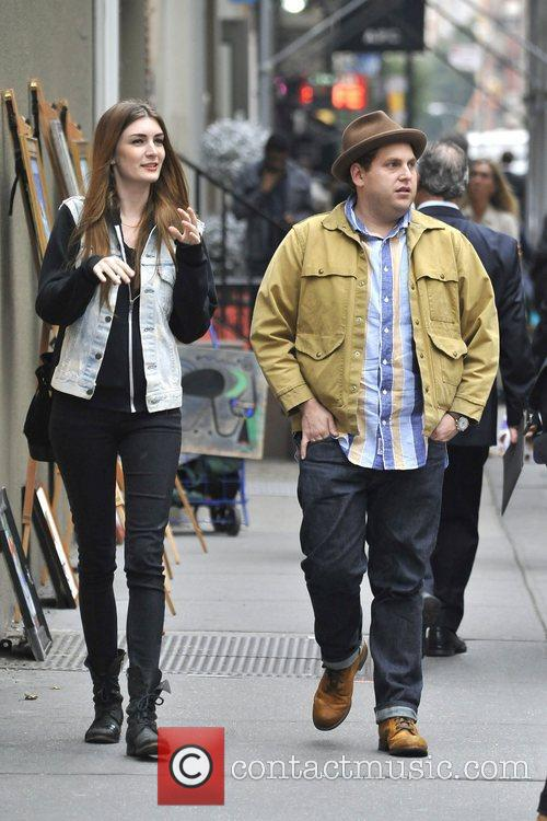 Jonah Hill, Soho and Manhattan 2