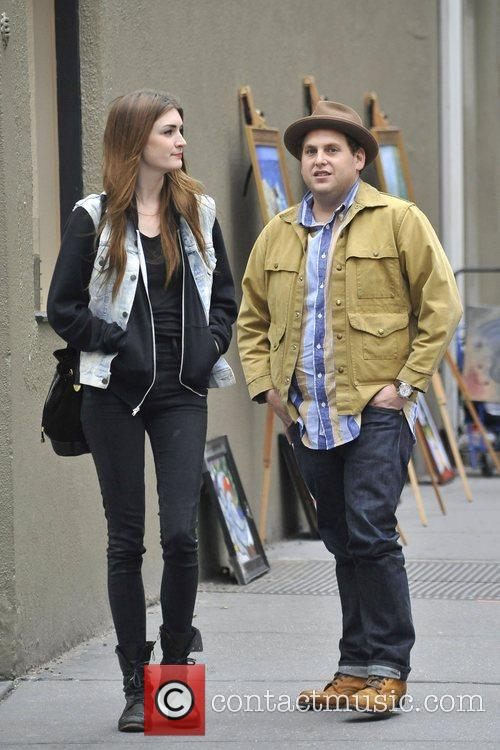 Jonah Hill, Soho and Manhattan 10