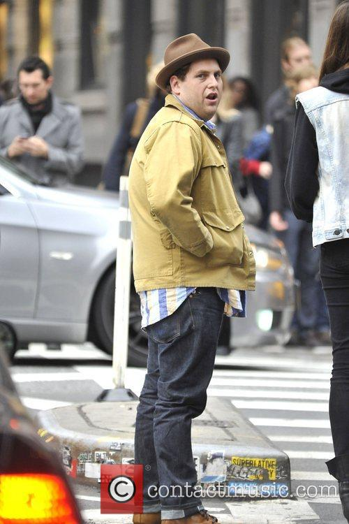 Jonah Hill, Soho and Manhattan 1