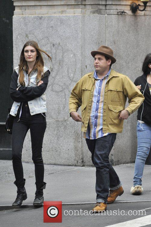 Jonah Hill, Soho and Manhattan 4