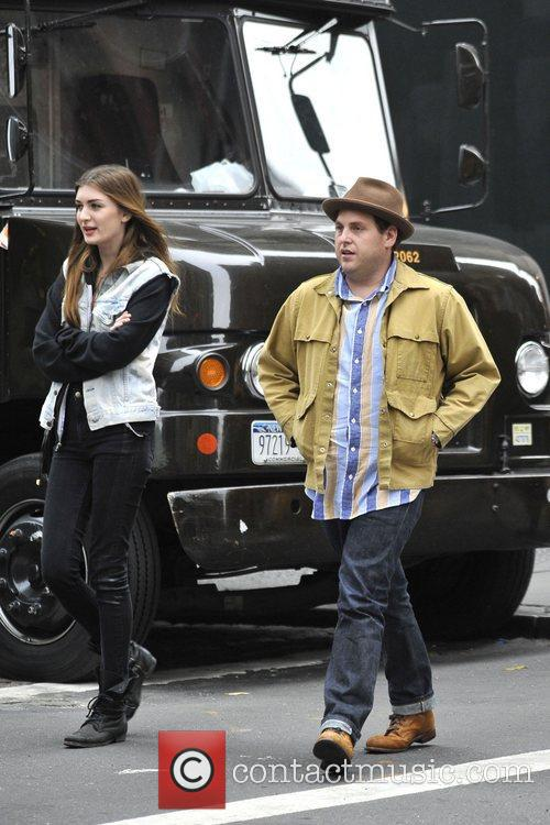 Jonah Hill, Soho and Manhattan 9