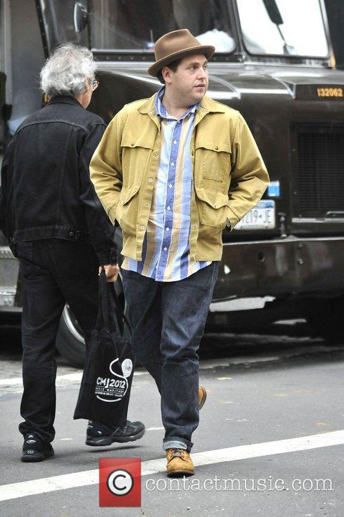 Jonah Hill, Soho and Manhattan 6