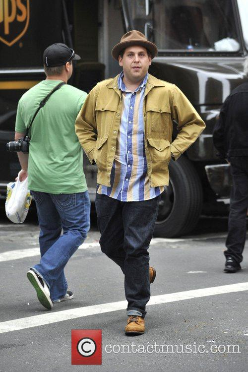 Jonah Hill, Soho and Manhattan 5