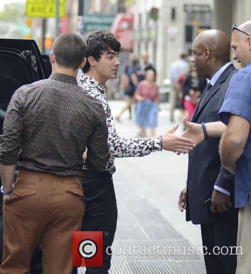 Joe Jonas and Jonas Brothers 3