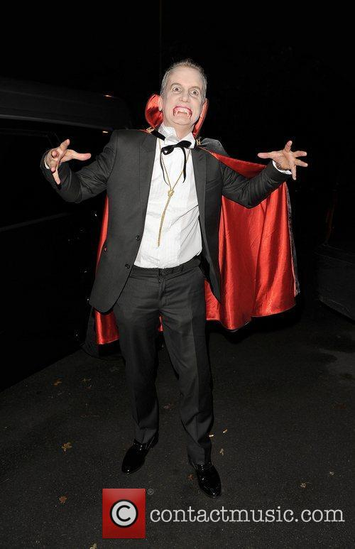 Frank Skinner, Halloween and Jonathan Ross 1