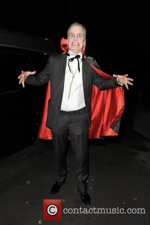 Frank Skinner, Halloween and Jonathan Ross 11