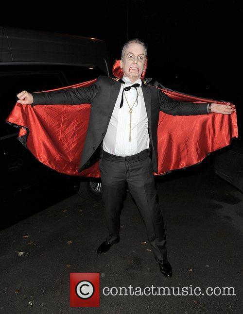 Frank Skinner, Halloween and Jonathan Ross 2
