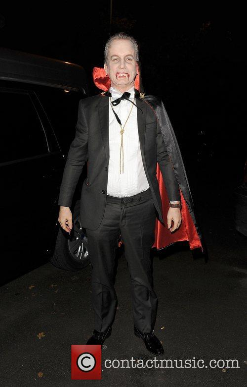 Frank Skinner, Halloween and Jonathan Ross 4