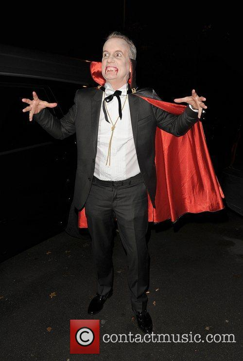 Frank Skinner, Halloween and Jonathan Ross 10