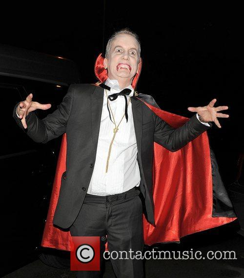 Frank Skinner, Halloween and Jonathan Ross 6