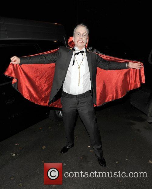 Frank Skinner, Halloween and Jonathan Ross 8