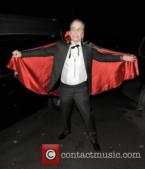 Frank Skinner, Halloween and Jonathan Ross 3