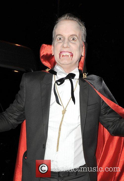 Frank Skinner, Halloween and Jonathan Ross 7