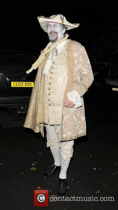 Stephen Fry, Halloween and Jonathan Ross 9