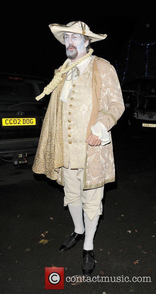 Stephen Fry, Halloween and Jonathan Ross 7