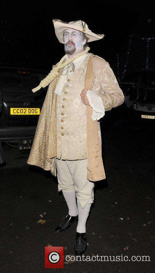 Stephen Fry, Halloween and Jonathan Ross 6