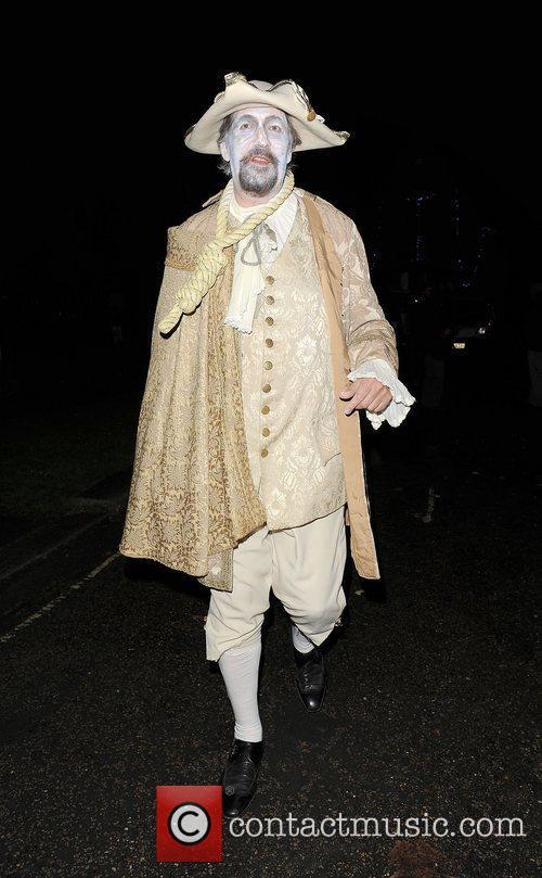 Stephen Fry, Halloween and Jonathan Ross 3