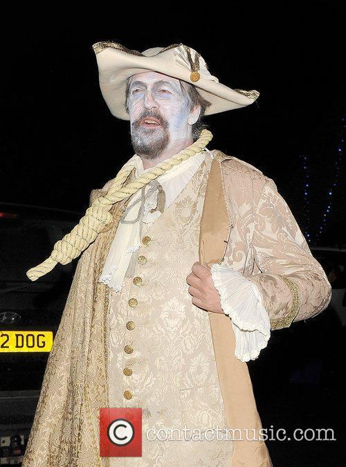 Stephen Fry, Halloween and Jonathan Ross 4