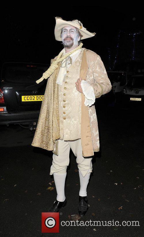 Stephen Fry, Halloween, Jonathan Ross