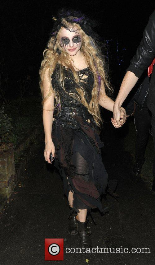 Chloe Grace Moretz Halloween Costume