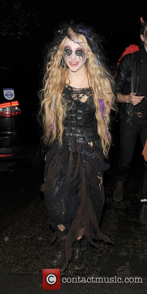 Chloe Moretz, Halloween and Jonathan Ross 10