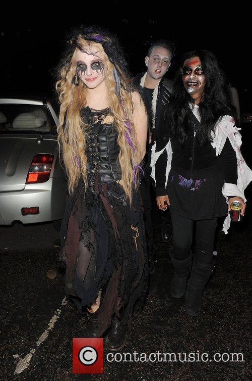 Chloe Moretz, Halloween and Jonathan Ross 14